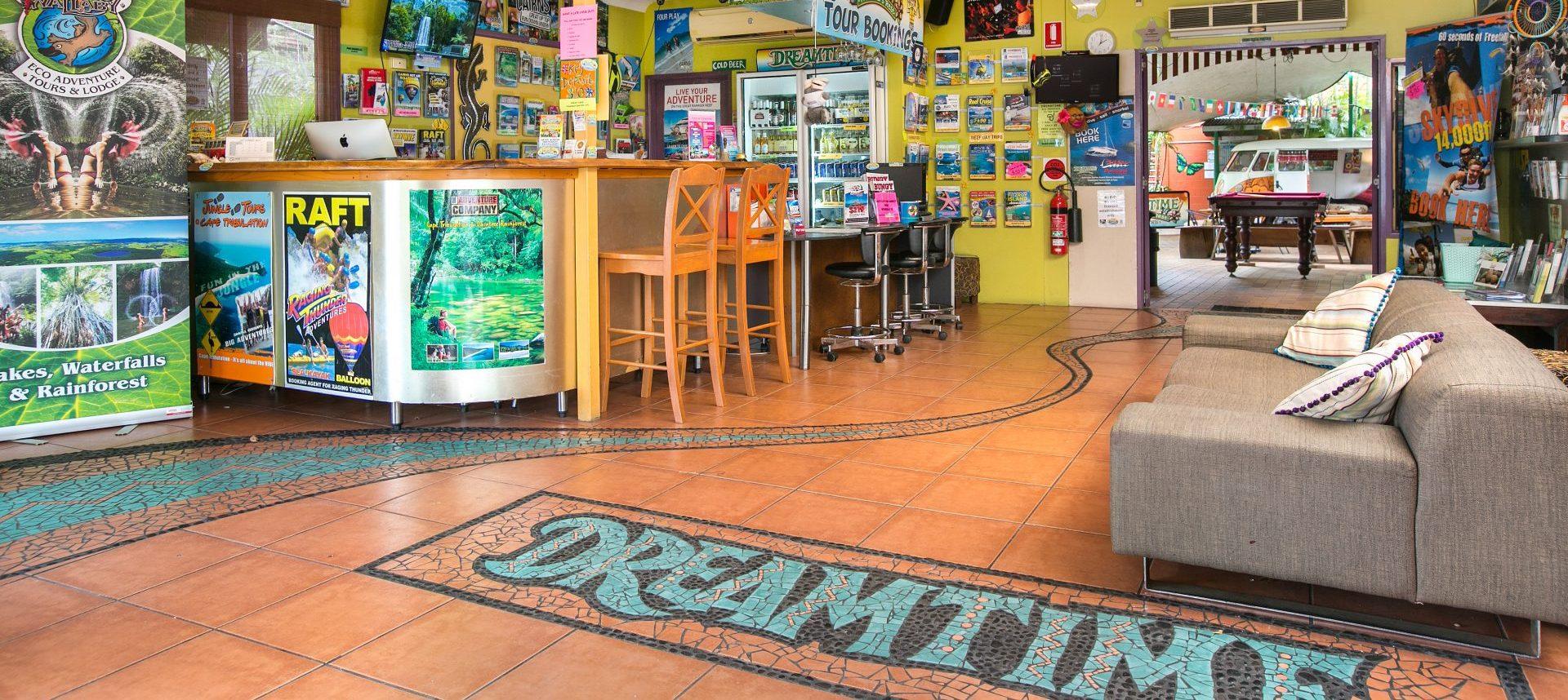 Dreamtime Travellers Rest – Cairns Backpacker Hostels