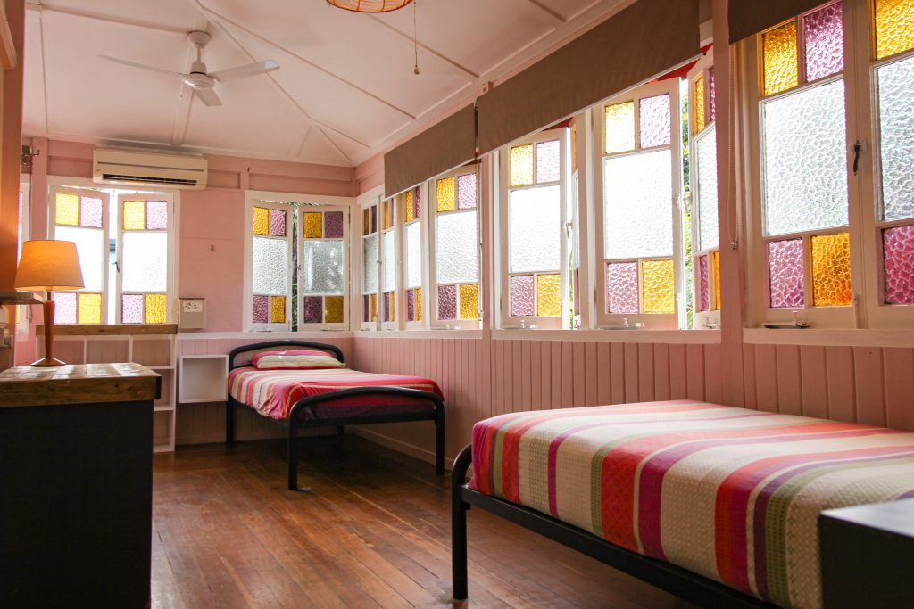 Dreamtime-shared-room-facilities